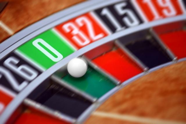 Roulette system svart rött 386484