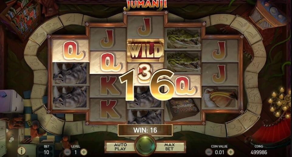 Giveaway hos casino 129641