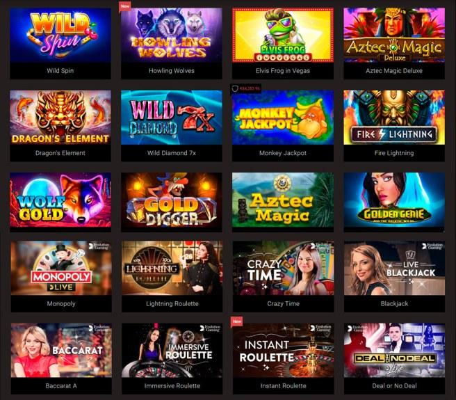 Snabbaste casino 537218