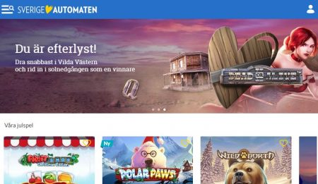 Sverige automaten recension 589485