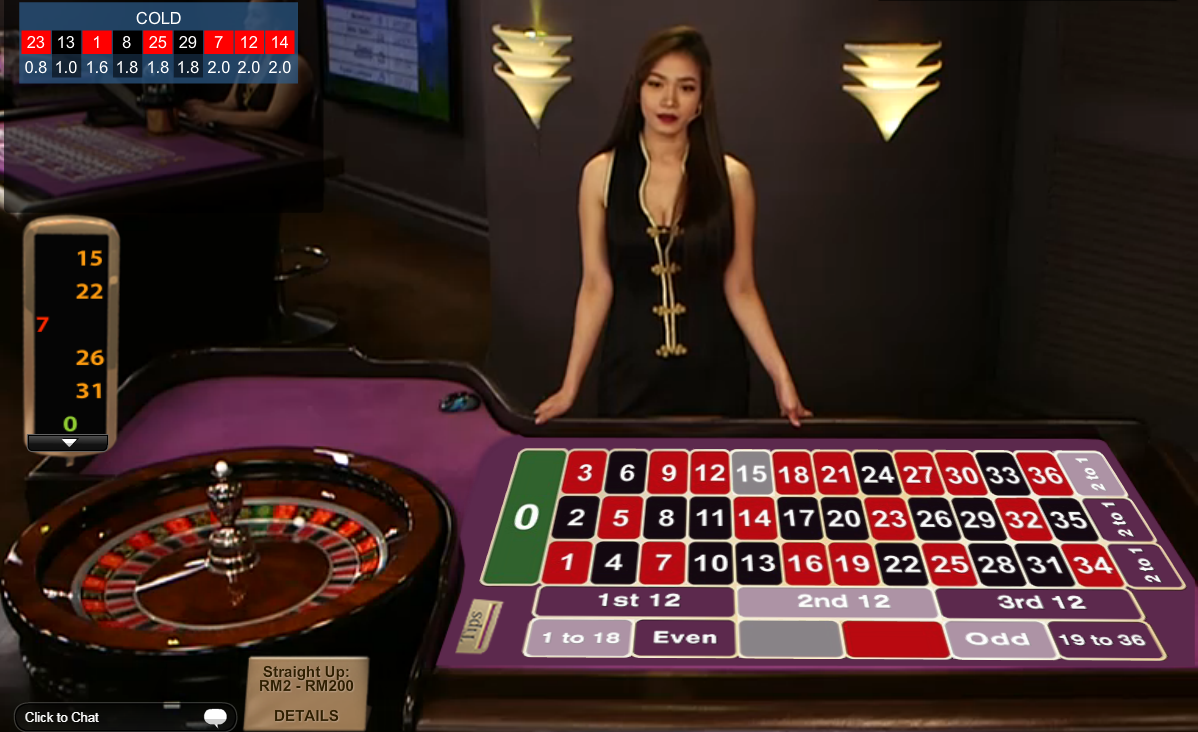 Roulette extra 217793