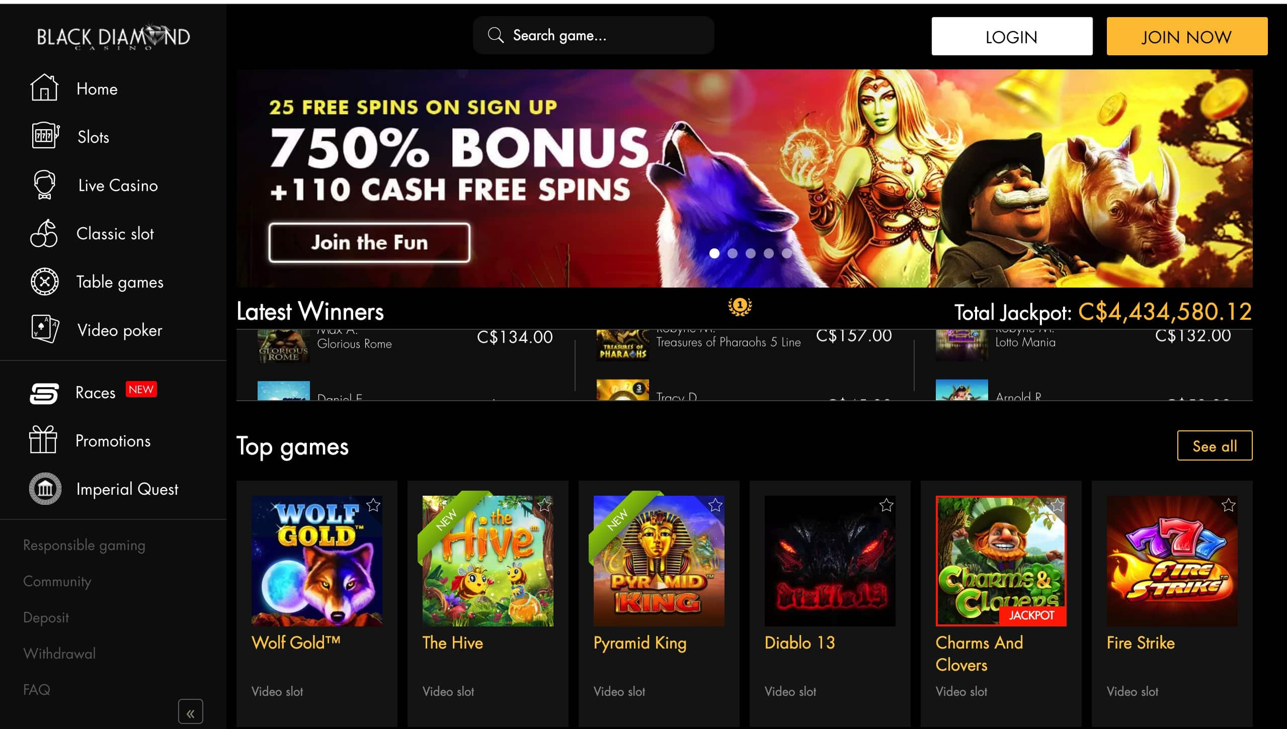Free spins 482125