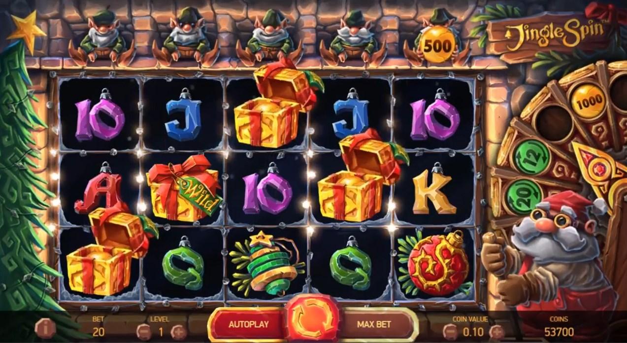 Häftigaste välkomstbonus Jingle 245593