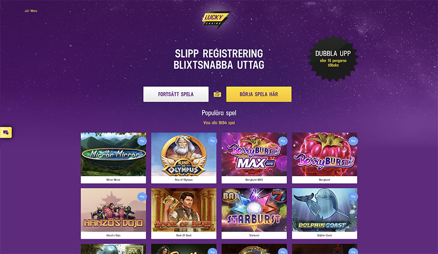 Lucky casino free 608283