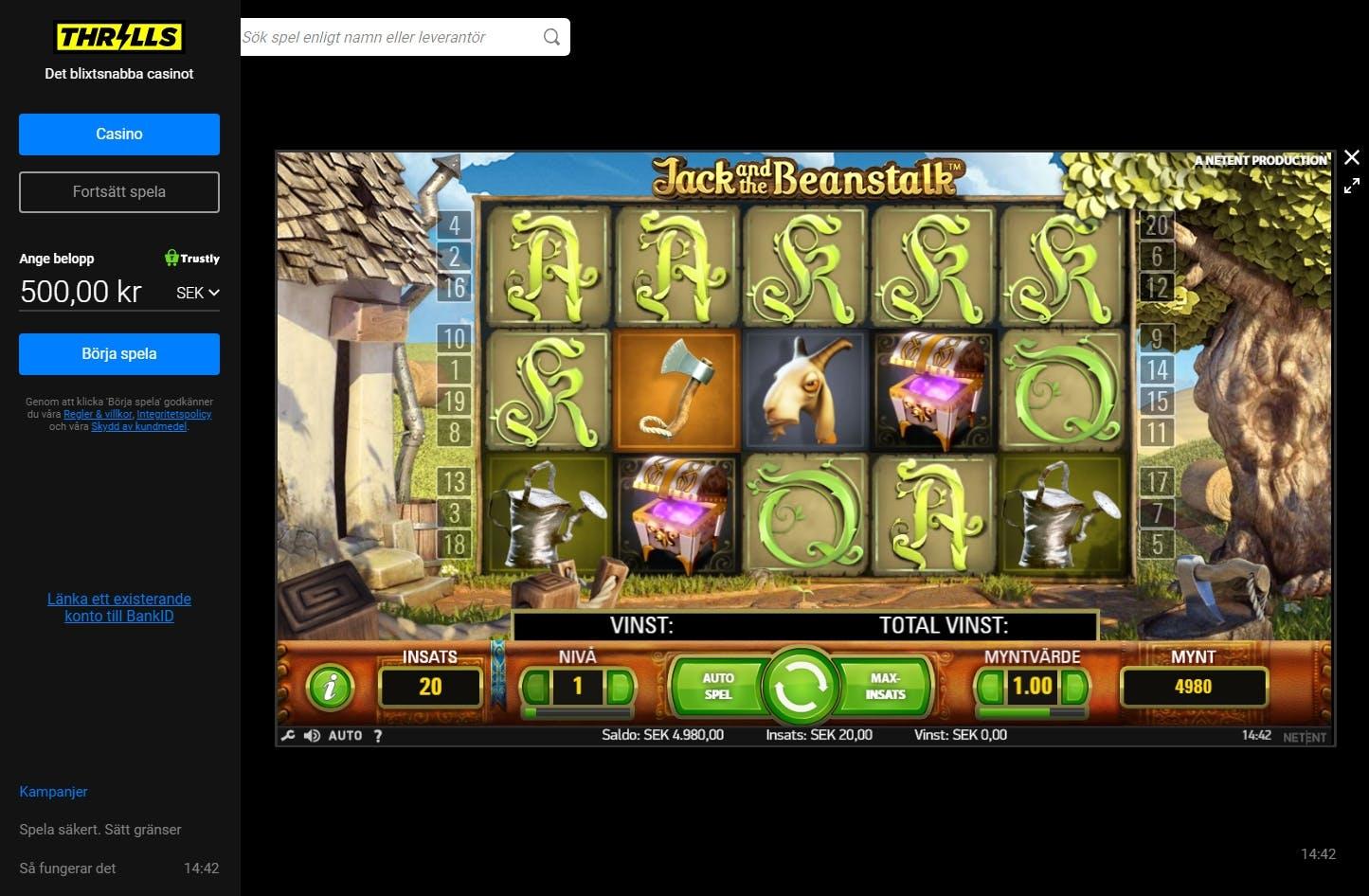 Casino spel 247970