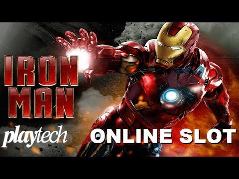 Populära Iron Man slot 508613