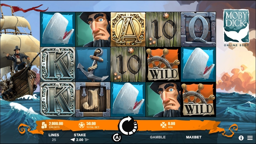 Microgaming spelautomat Moby 472998