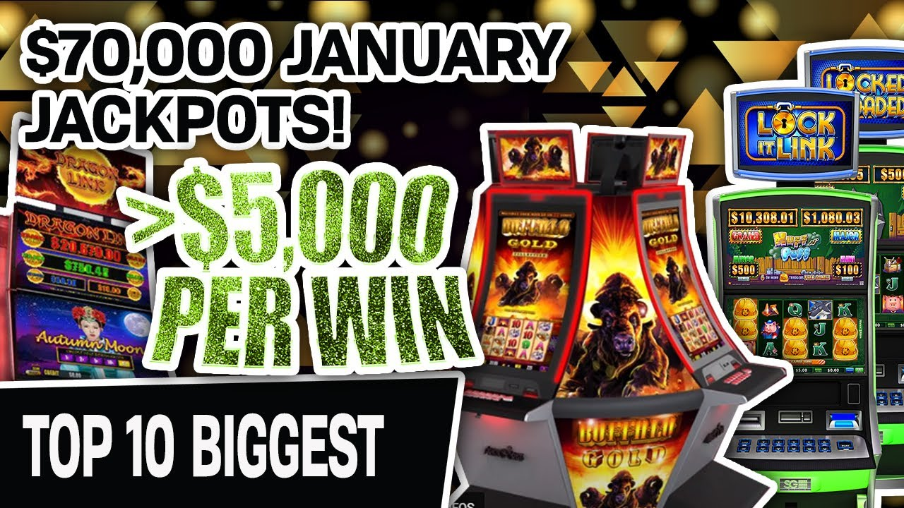 Jackpots popular machines TED 585168