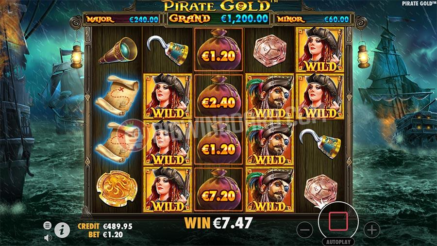 Pirates Gold 358361