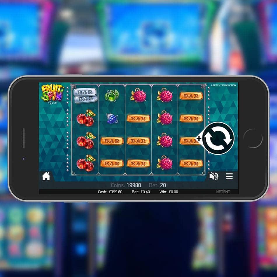 Virtual slot machine 415467