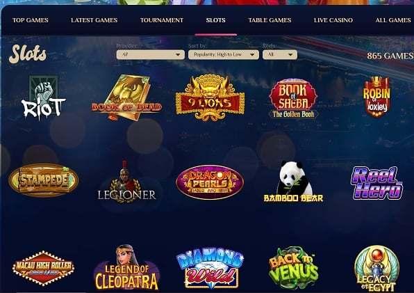 Casino bland eliten 553370