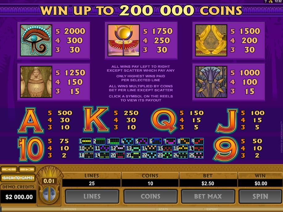 Casino provspela prova slots 262096