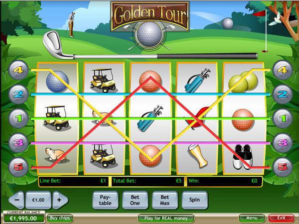 Gratis Golden Tour 271431