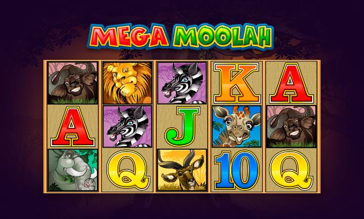 Mega moolah jackpot 280458